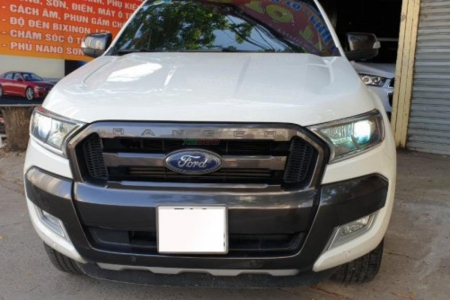 Ford Ranger Wildtrak 3.2L 4x4 AT 2015